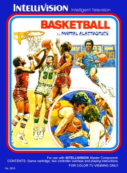 NBA Basketball (Intellivision)
