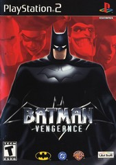 Batman Vengeance (PS2)