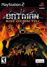 Batman Rise of Sin Tzu (PS2)