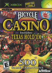 Bicycle Casino 2005 (Includes Texas Hold 'Em) (Xbox)