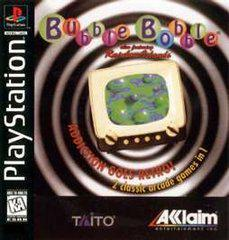 Bubble Bobble Featuring Rainbow Islands (Playstation)