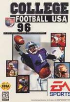 College Football USA '96 (Genesis)