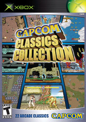 Capcom Classic Collection (Xbox)