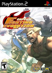 Capcom Fighting Evolution (PS2)