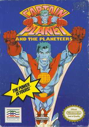 Captain Planet and the Planeteers (NES)