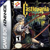 Castlevania Circle of the Moon (GBA)