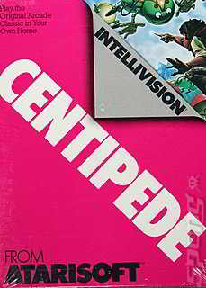 Centipede (Intellivision)