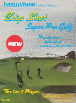 Chip Shot Super Pro Golf (Intellivision)
