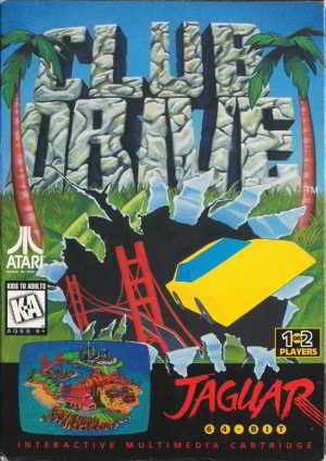 Club Drive (Atari Jaguar)
