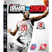 College Hoops 2K8 (PS3)
