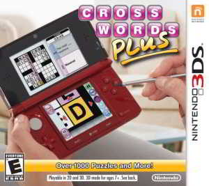 Crosswords Plus (3DS)