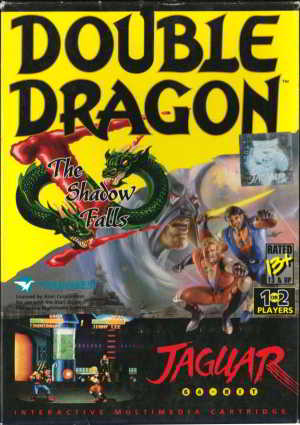 Double Dragon V (Atari Jaguar)