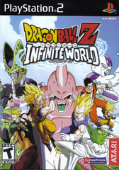 Dragon Ball Z Infinite World (PS2)