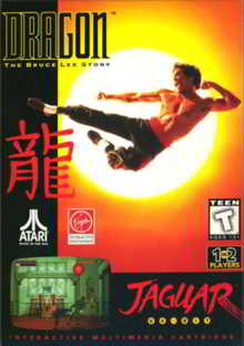 Dragon: The Bruce Lee Story [Atari Jaguar Game]