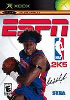 ESPN 2K5 NBA Basketball (Xbox)