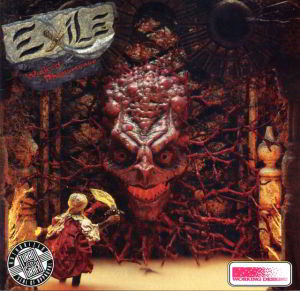 Exile Wicked Phenomenon (Turbo Grafx 16)