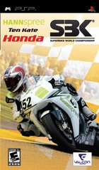 Hannspree Ten Kate Honda SBK Superbike World Championship (PSP)
