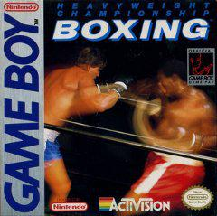 Heavyweight Championship Boxing (Gameboy)