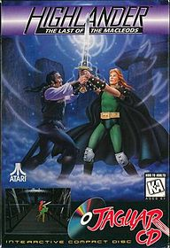 Highlander (CD) (Atari Jaguar)