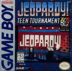 Jeopardy Teen Tournament (Gameboy)