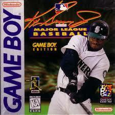 Ken Griffey Jr. Baseball  (Gameboy)