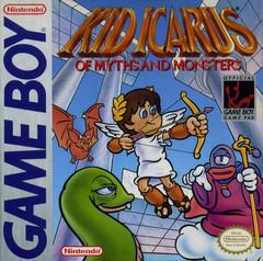 Kid Icarus Of Myths and Monsters (Gameboy)