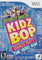 Kidz Bop Dance Party! The Video Game (Wii)