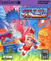 Legend of Hero Tonma (Turbo Grafx 16)