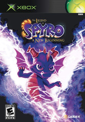 Legend of Spyro A New Beginning (Xbox)