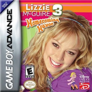 Lizzie McGuire 3 Homecoming Havoc (GBA)