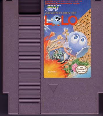 Adventures of Lolo (NES)