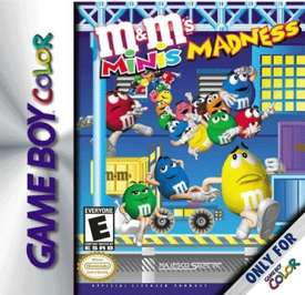 M&M's Mini Madness (GameBoy Color)