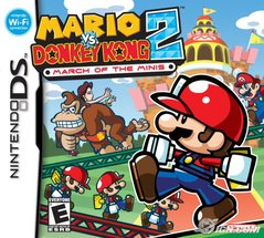 Mario vs. Donkey Kong 2: March of the Minis (DS)