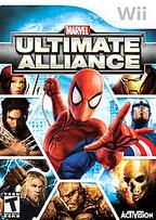 Marvel: Ultimate Alliance (WII)