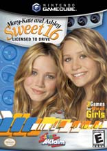 MaryKate and Ashley Sweet 16 Licensed to Drive (Gamecube)