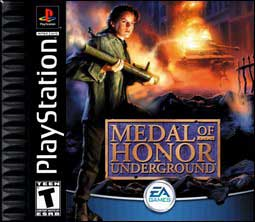 Medal of Honor Underground (PSX)