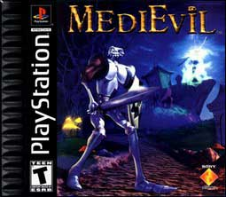 Medievil (Sony Playstation)