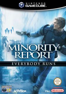 Minority Report (Gamecube)