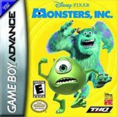 Monsters Inc. (GBA)