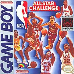 NBA All Star Challenge [Gameboy Game]
