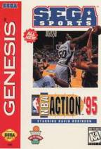 NBA Action '95 Starring David Robinson (Genesis)