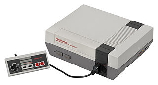 Nintendo Entertainment System - Original Version