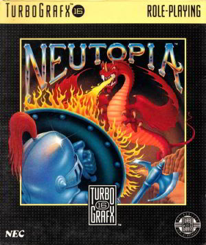 Neutopia (Turbo Grafx 16)