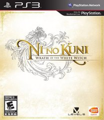 Ni No Kuni Wrath of the White Witch (PlayStation 3)