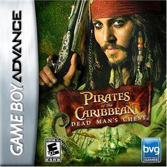 Pirates of the Caribbean Dead Man's Chest (GBA)