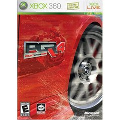 Project Gotham Racing 4 (360)