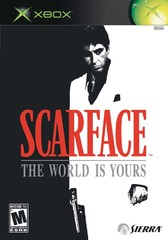 Scarface the World is Yours (Xbox)
