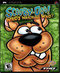 Scooby-Doo Who's Watching Who? (Sony PSP)