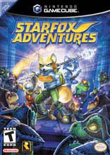 Starfox Adventure (Gamecube)