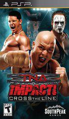 TNA Impact! Cross the Line (Sony PSP)